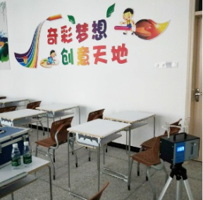Treatment of indoor air purification in an experimental primary school in Changsha
